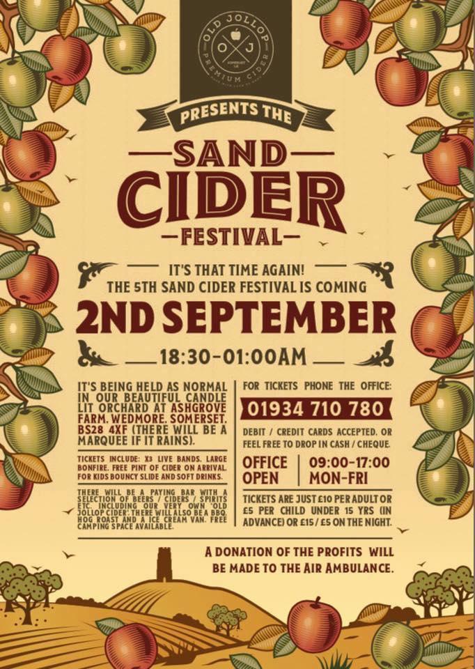 Old Jollop Cider Festival 2017